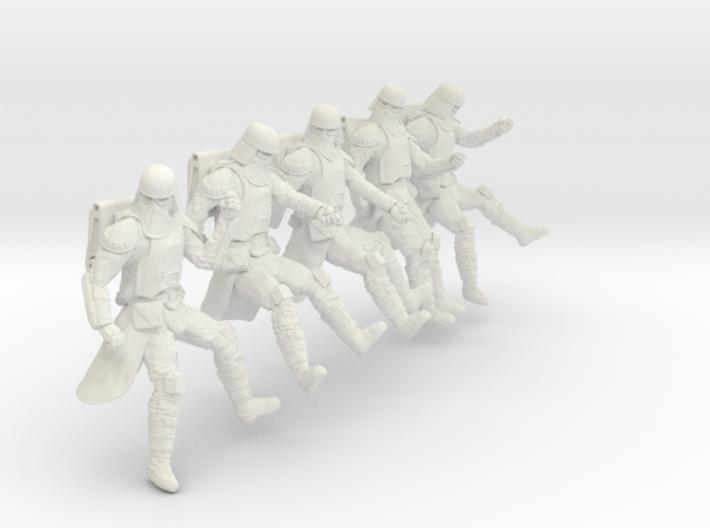 1/30 Sci-Fi Sardaucar Platoon Set 102-06 3d printed