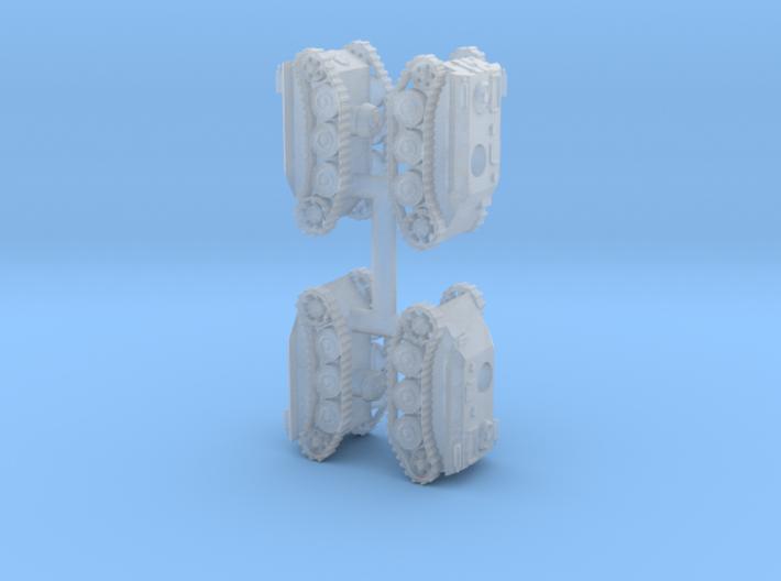 E5 Recon 1:285 x4 3d printed