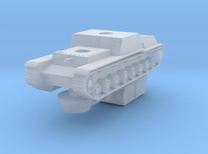 T-100Z 1:285 3d printed