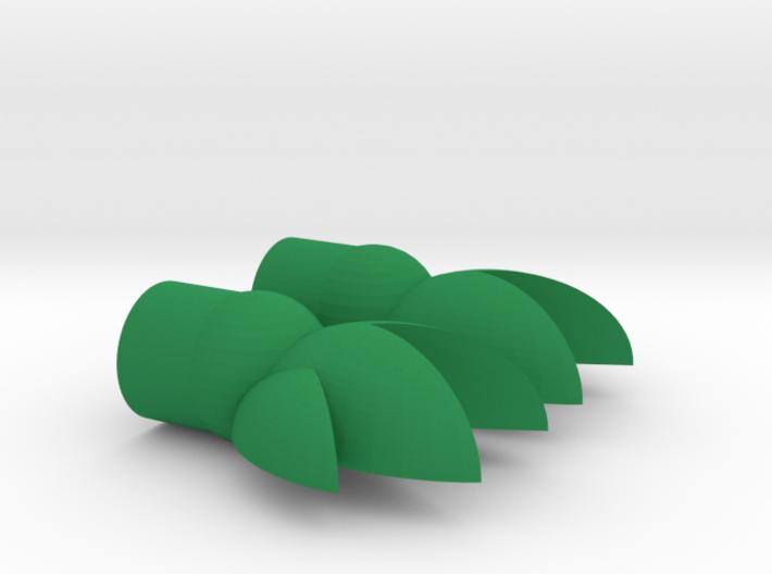 Repto Hands Cuffless 3d printed