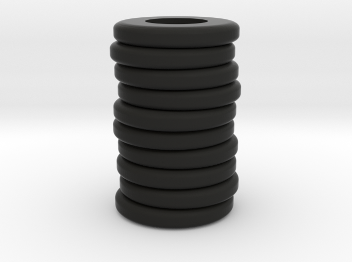Tire Stack 1940's 3d printed