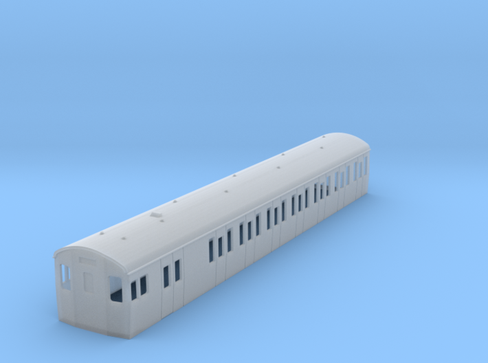 o-148fs-cl501-driver-coach 3d printed