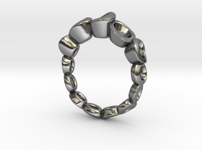 Dont know much about biology Ring.(From $13) 3d printed