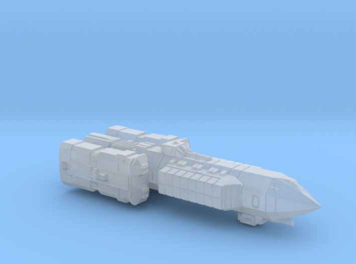 Close Escort 3d printed Default render