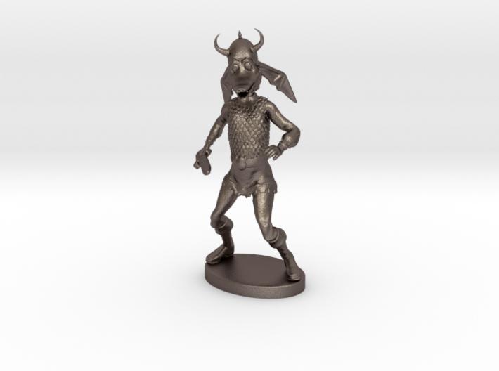 Snarf Miniature 3d printed