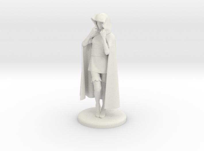 Sheila the Thief Miniature 3d printed