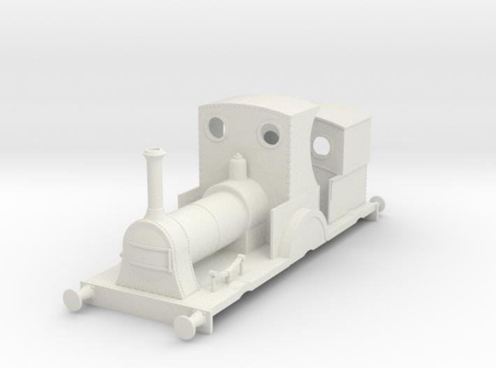 b-32-smr-gazelle-loco-1 3d printed