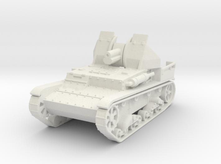 SU-5-2 1:87 3d printed