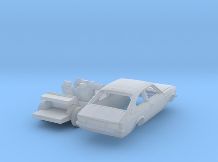 Opel Kadett Coupé (N 1:160) 3d printed