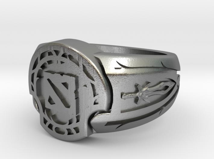 Dota2_Ring 3d printed