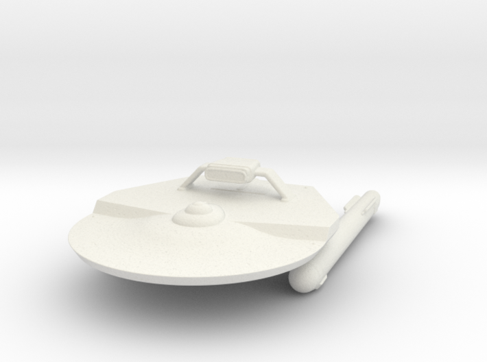 2500 Coventry sub-class TOS 3d printed