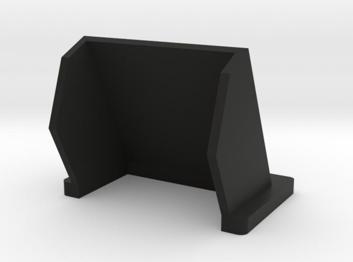 Preston HU-3 Sunshade (25 degree) 3d printed