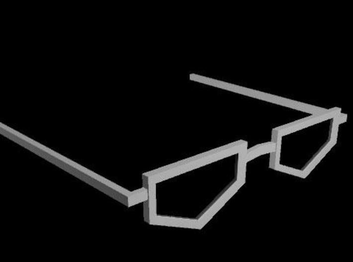 BJD Cosplay Glasses 3d printed
