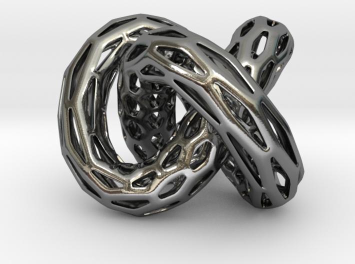 DRAGON Structura, Bold Pendant  3d printed