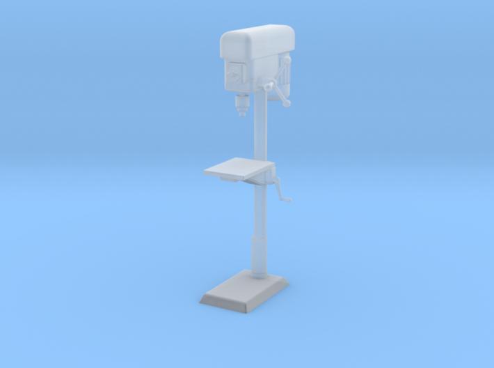 Column Drill, standing model 3d printed