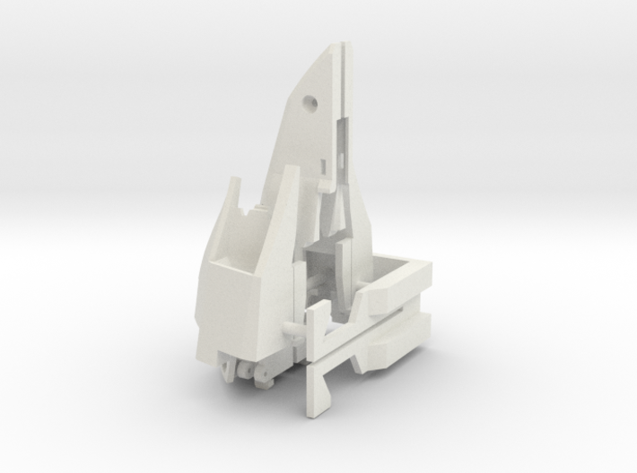Air Intakes for VF-2SS 3d printed