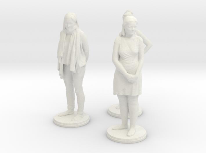 Printle C Tween 051 - 1/32 3d printed