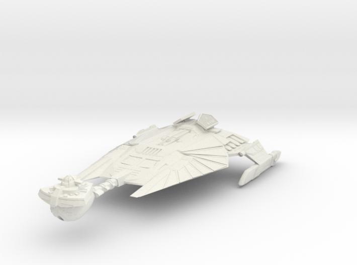 Klingon MarTil Class V BattleCruiser 3d printed