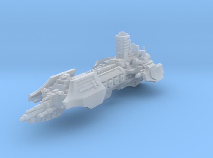 Paladin Strike Cruiser mk.2 3d printed