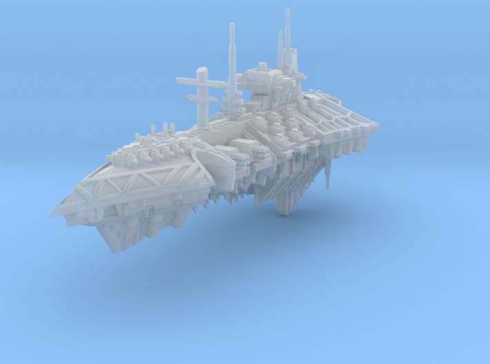 Inferno Cruiser 3d printed