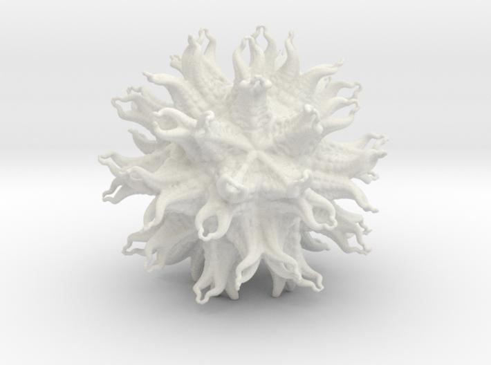 Hydra - the organic light (large) 3d printed