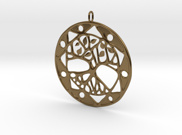 Tree Of Life 3d printed