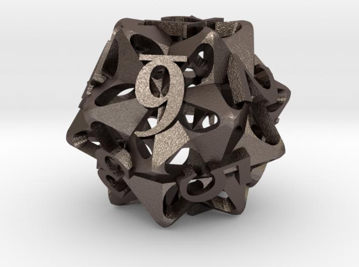Pinwheel d12 3d printed