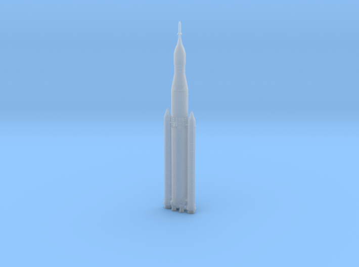 NASA SLS (Space Launch System) 1/500 or 1/200 3d printed