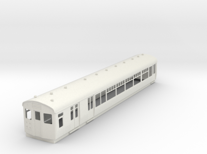 o-43-lner-lugg-motor-3rd-coach 3d printed
