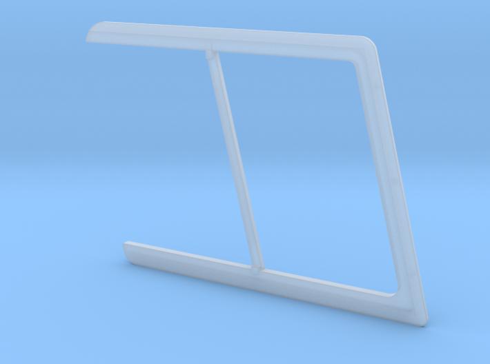 1:7.6 Ecureuil AS 350 / Window Frame 01 3d printed
