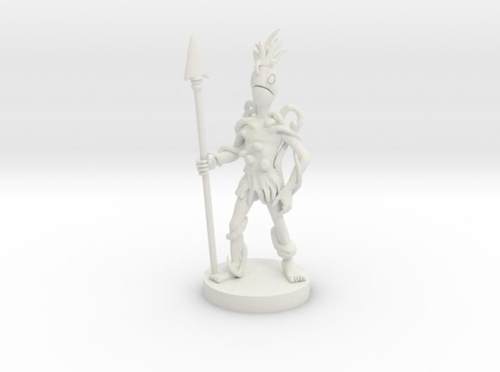 Vegepygmy Chief 3d printed