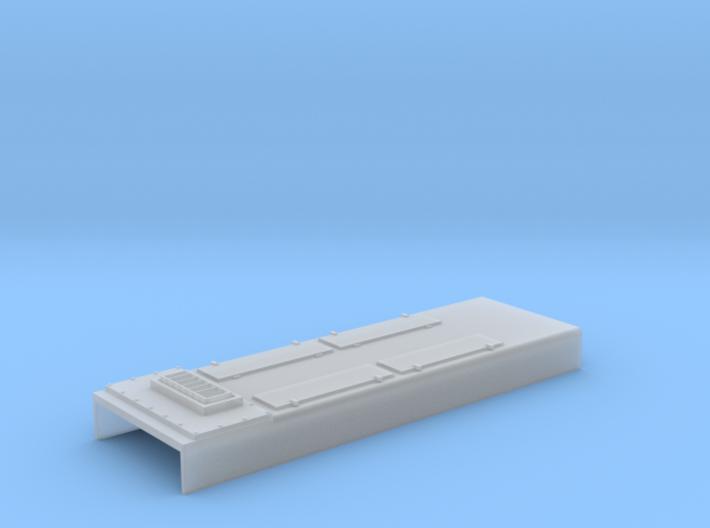 EMD SD40A Non Dynamic Brake (N - 1:160) 1X 3d printed