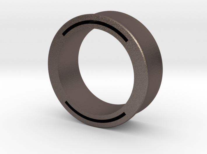 nfc ring 2 -size8 3d printed