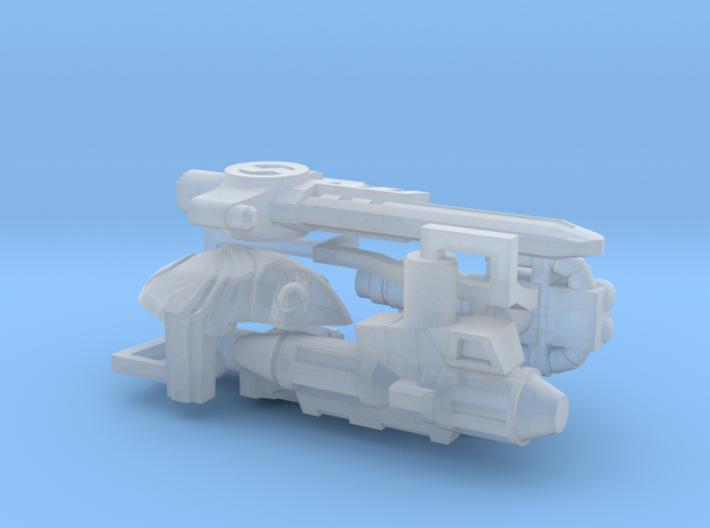 PrimeMasterWeaponsWave2 3d printed
