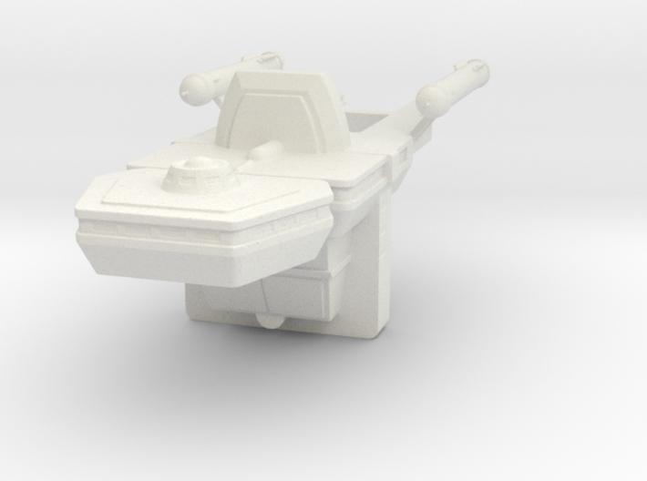 2500 Altair class TOS 3d printed