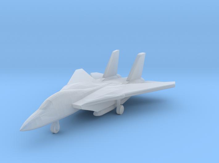 Grumman F-14 Tomcat (1:400) 3d printed