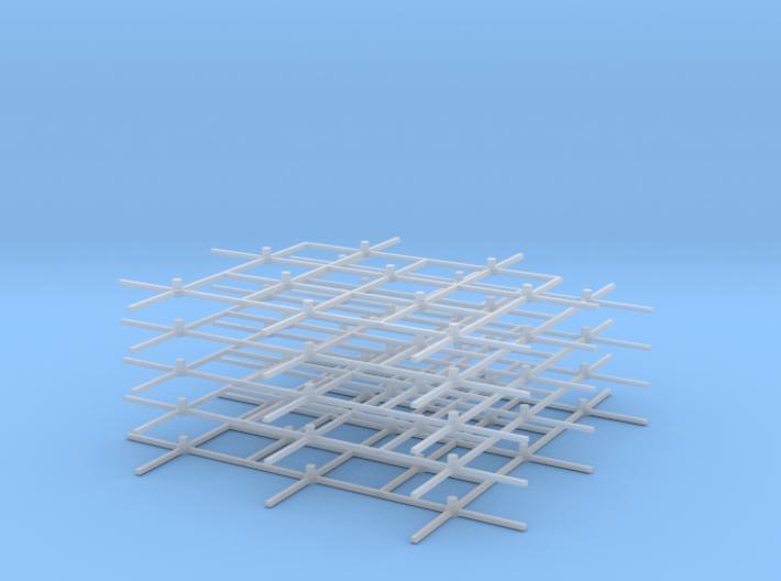 Aspas (x62) 3d printed