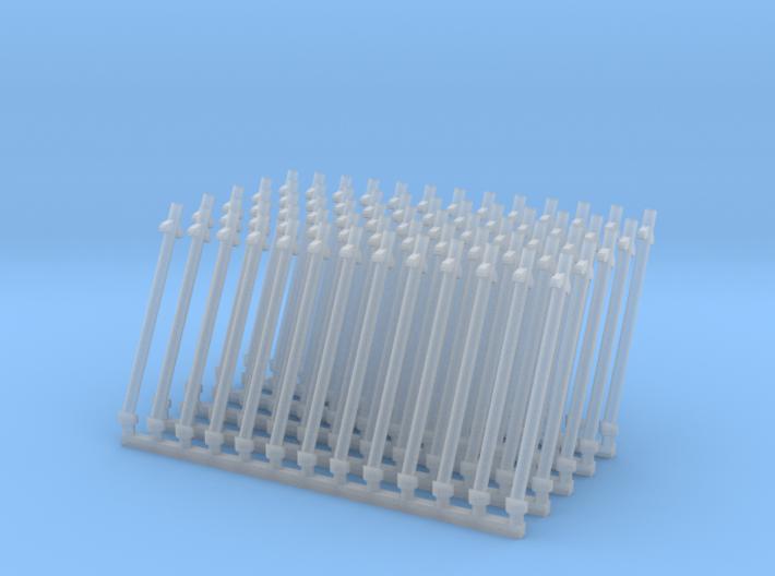 Antena inclinada (x65) 3d printed