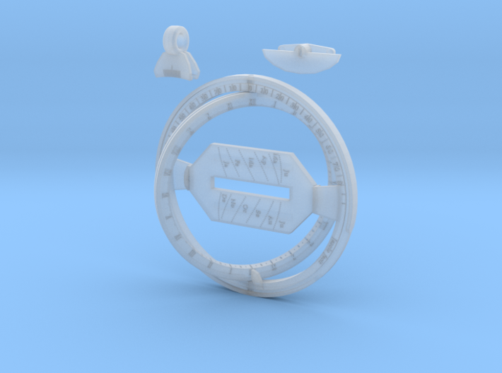 Universal Ring Dial 3d printed