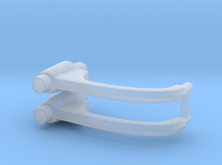 RCN043 Door handle for Chevy 66 Pro-Line 3d printed