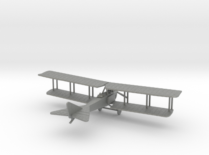 Albatros B.I (Benz, various scales) 3d printed