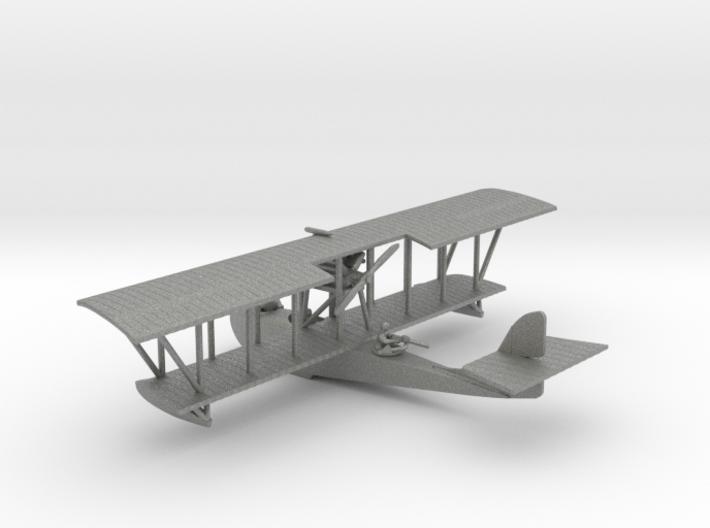 Donnet-Denhaut D.D.8 (three-seat, various scales) 3d printed