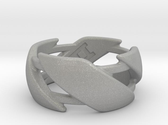 US10 Ring III 3d printed