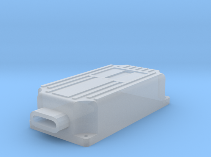 MSD like Ignition Module 1:10 scale 3d printed