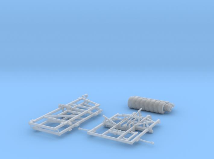 1/64 Blue 6230-36 (1 of 3) 3d printed