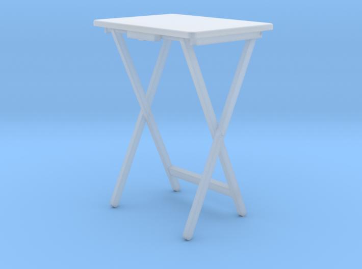folding table setup 3d printed