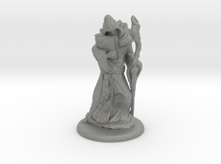 Arcane Mage/Wizard 3d printed