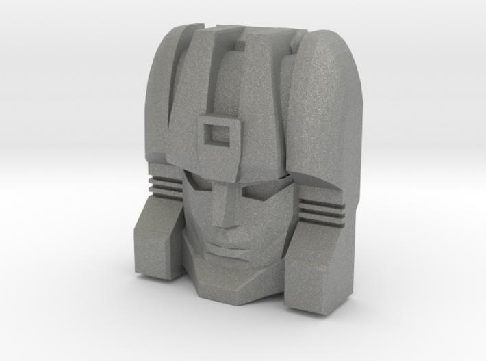Rodney Faceplate (Titans Return) 3d printed