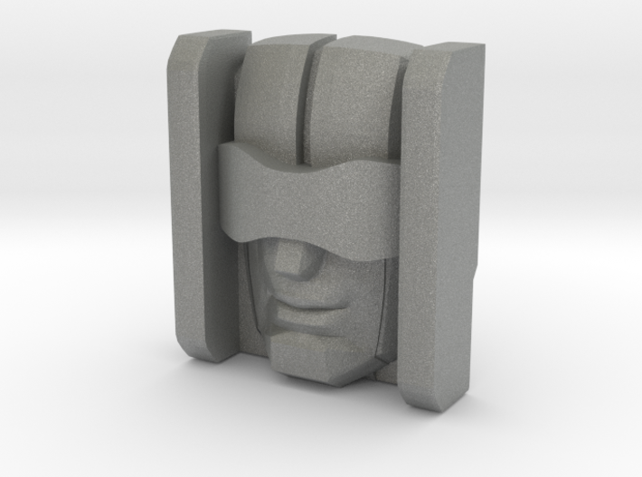 Gobots Leader-1 Face, Toon (Titans Return) 3d printed