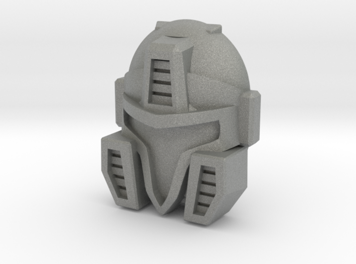 Cyberjet Skyjack/Air Raid Face (Titans Return) 3d printed